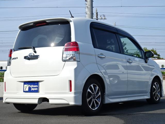 「トヨタ」「スペイド」「ミニバン・ワンボックス」「静岡県」の中古車45