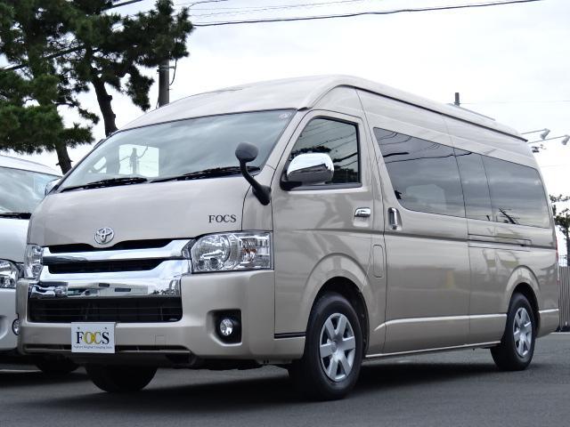 「トヨタ」「ハイエース」「その他」「静岡県」の中古車54