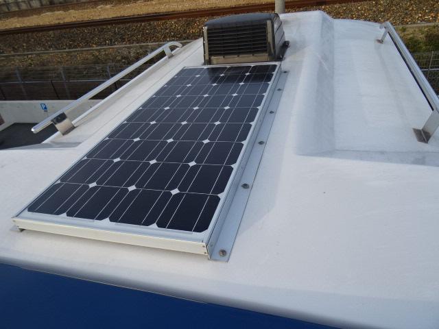 ソーラーパネル装備♪北は北海道、南は沖縄まで全国どこでも配送&登録可能です!!お気軽にお問い合わせください。