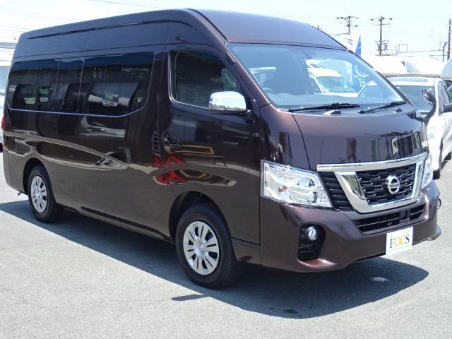 「日産」「NV350キャラバン」「その他」「静岡県」の中古車2