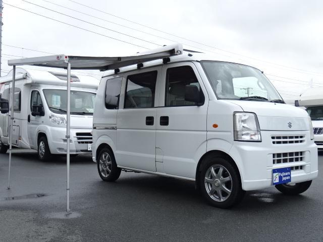 「スズキ」「エブリイ」「コンパクトカー」「静岡県」の中古車2