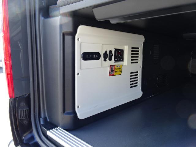 スーパーGL ダークプライム MRTII ベッドキット 補助バッテリー 350WインバーターSDナビ フルセグ・DVD視聴可能 LEDヘッドランプ 両側パワスラ バックカメラ スマートキー(28枚目)