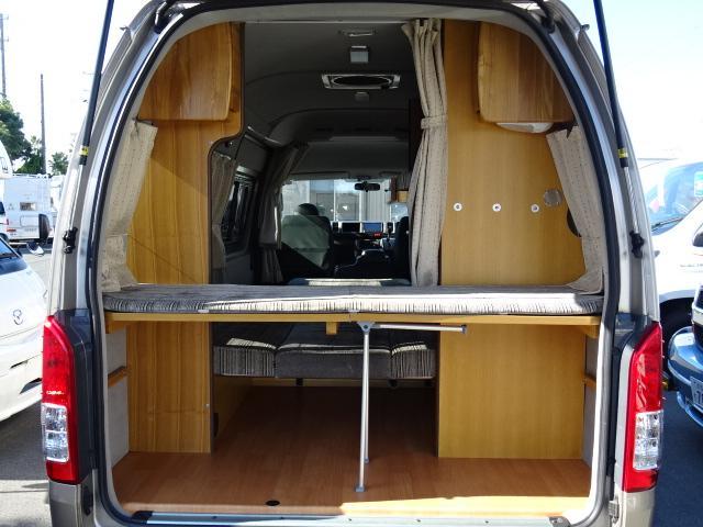 ナッツRV ラディッシュ マックスファン・上開き冷蔵庫・シングルサブバッテリー・パナソニックナビ・LEDヘッドライト(51枚目)