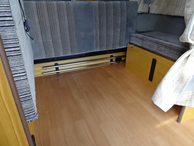 ナッツRV ラディッシュ マックスファン・上開き冷蔵庫・シングルサブバッテリー・パナソニックナビ・LEDヘッドライト(68枚目)