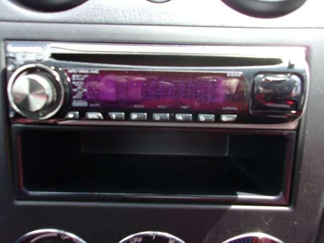 アクティブトップ 5MT 純正15インチアルミホイール フォグランプ キーレス CDオーディオ 電動オープンルーフ 2シーター 5MT ターボ車(10枚目)