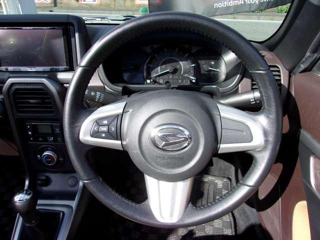 ローブ 純正16インチアルミホイール ターボ車 LEDヘッドライト シートヒーター スマートキー ディスプレイオーディオ 横滑り防止装置 オートエアコン(16枚目)
