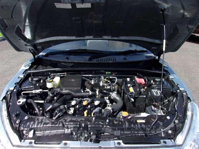 ローブ 純正16インチアルミホイール ターボ車 LEDヘッドライト シートヒーター スマートキー ディスプレイオーディオ 横滑り防止装置 オートエアコン(17枚目)