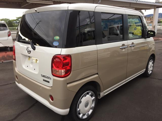 「ダイハツ」「ムーヴキャンバス」「コンパクトカー」「静岡県」の中古車7