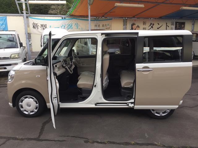 「ダイハツ」「ムーヴキャンバス」「コンパクトカー」「静岡県」の中古車12