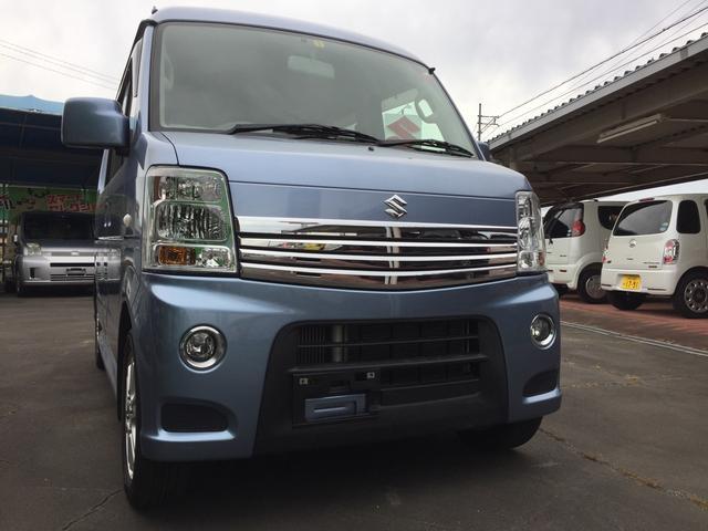 「スズキ」「エブリイワゴン」「コンパクトカー」「静岡県」の中古車3