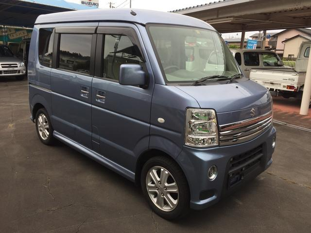 「スズキ」「エブリイワゴン」「コンパクトカー」「静岡県」の中古車4