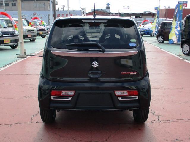 ターボ4WD 5速マニュアル レカロシート 届出済未使用車(7枚目)