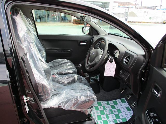 ターボ4WD 5速マニュアル レカロシート 届出済未使用車(13枚目)