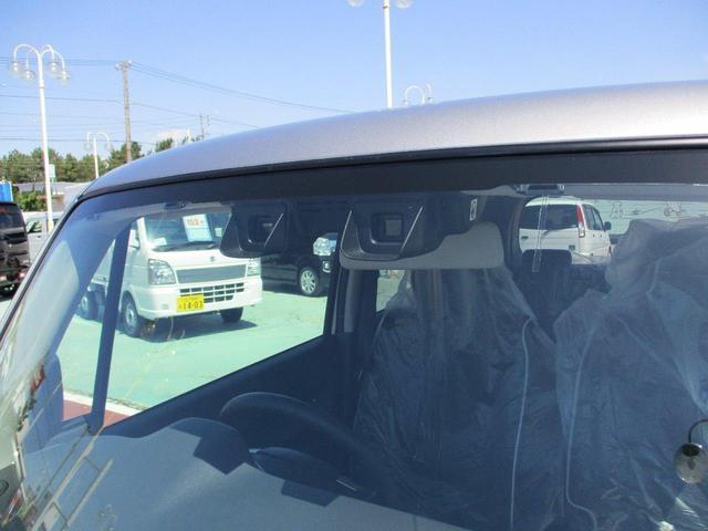 Gターボ4WD フルセグワイドナビ Wカメラ 届出済未使用車(3枚目)