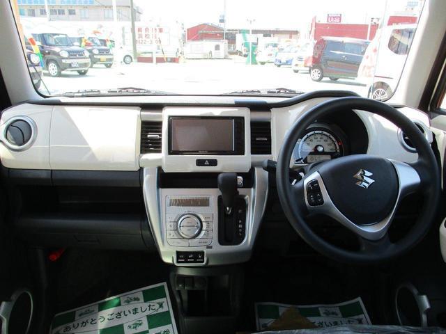 Gターボ4WD フルセグワイドナビ Wカメラ 届出済未使用車(4枚目)