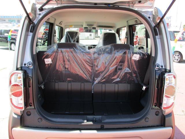 Gターボ4WD フルセグワイドナビ Wカメラ 届出済未使用車(21枚目)