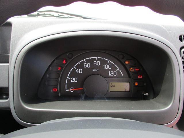 KCエアコン・パワステ 届出済未使用車 4WD 5速MT(14枚目)