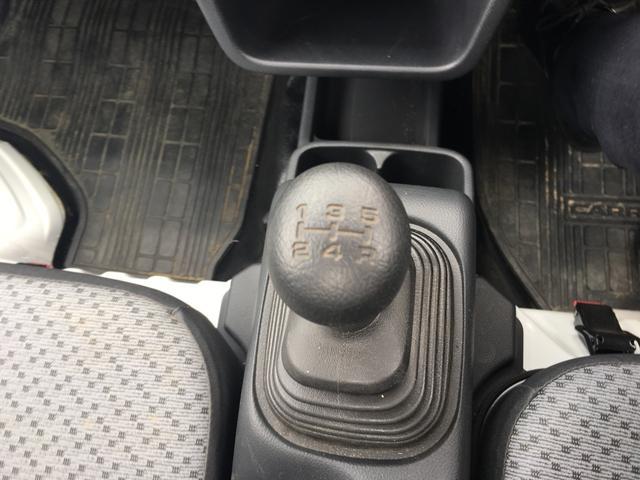 スズキ キャリイトラック KCエアコン・パワステ 届出済未使用車