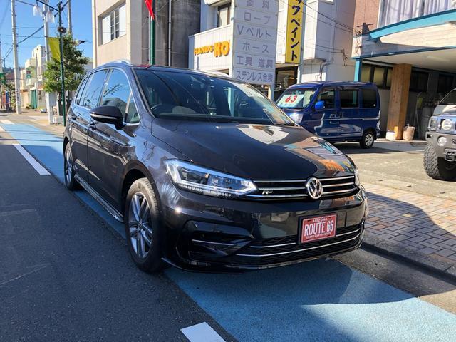 「フォルクスワーゲン」「VW ゴルフトゥーラン」「ミニバン・ワンボックス」「静岡県」の中古車6