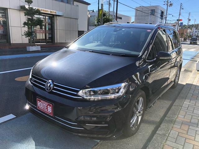 「フォルクスワーゲン」「VW ゴルフトゥーラン」「ミニバン・ワンボックス」「静岡県」の中古車7
