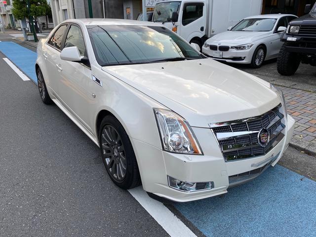 「キャデラック」「キャデラックCTS」「セダン」「静岡県」の中古車6