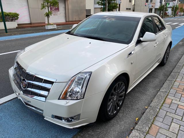 「キャデラック」「キャデラックCTS」「セダン」「静岡県」の中古車7