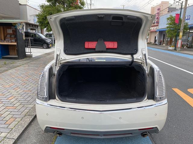 「キャデラック」「キャデラックCTS」「セダン」「静岡県」の中古車18