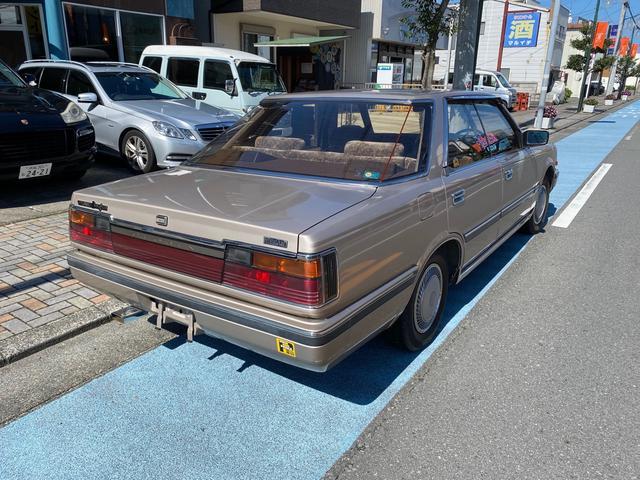 ブロアム ターボ フルノーマル車(8枚目)
