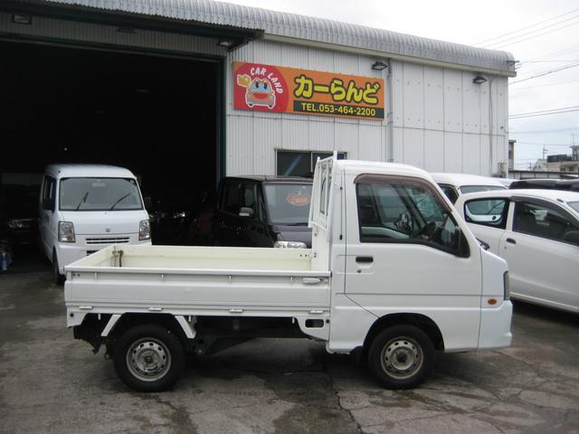 「スバル」「サンバートラック」「トラック」「静岡県」の中古車3