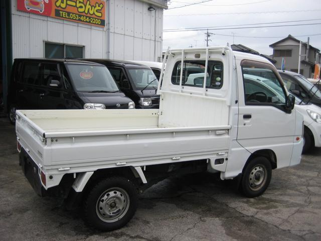 「スバル」「サンバートラック」「トラック」「静岡県」の中古車4