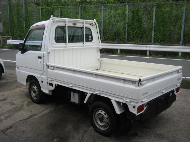 「スバル」「サンバートラック」「トラック」「静岡県」の中古車6