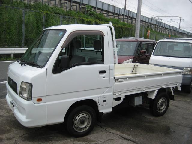 「スバル」「サンバートラック」「トラック」「静岡県」の中古車7