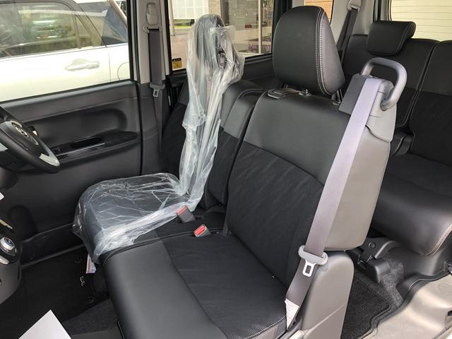 乗り心地の良い座席で、リラックスできそうです♪