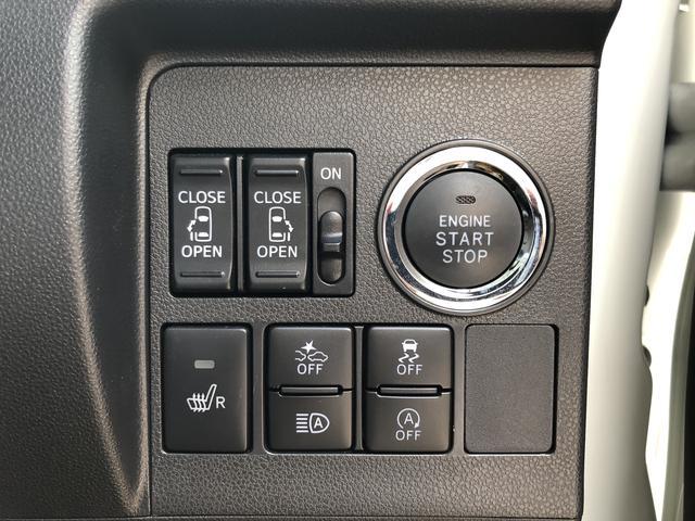 キーフリー プッシュボタンです♪一々鍵を取りださずに済みます♪