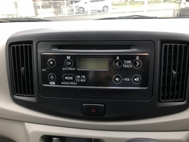 CD,AM/FMチューナー付き