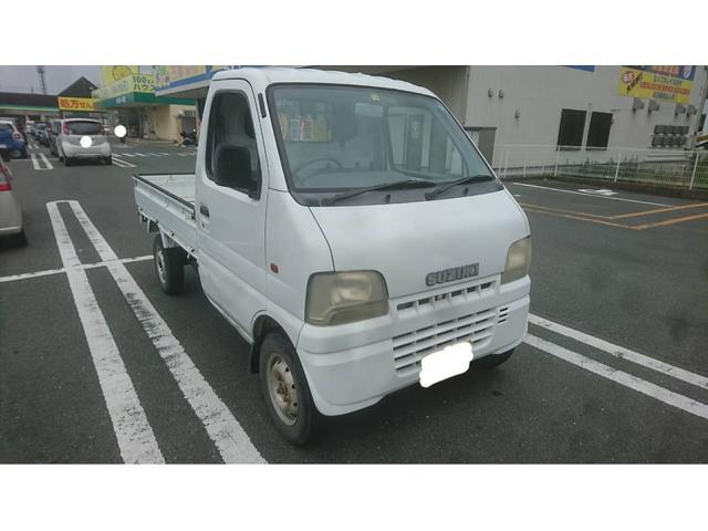 軽トラック 白(3枚目)