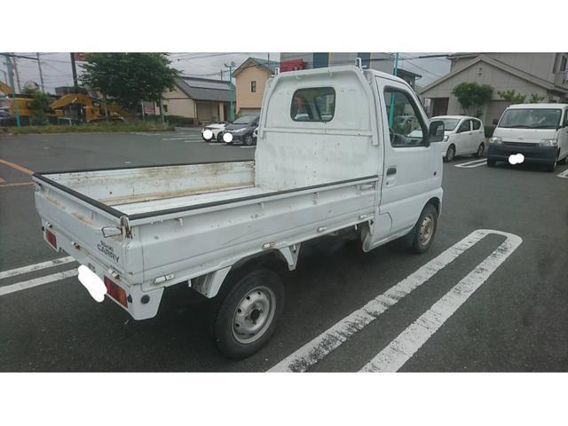 軽トラック 白(6枚目)