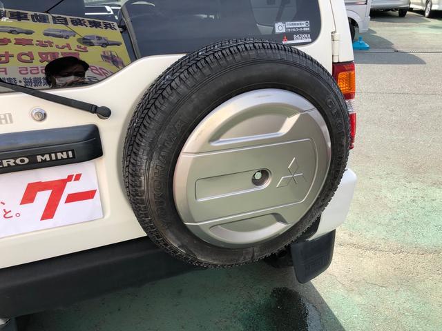V 4WD リフトアップ 社外アルミ タイベル交換済(10枚目)