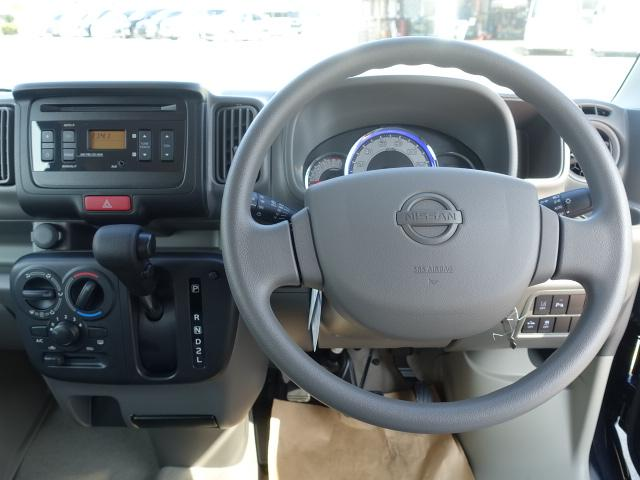 GXターボ/4AT/2WD/両側スライド/届出済未使用車(13枚目)