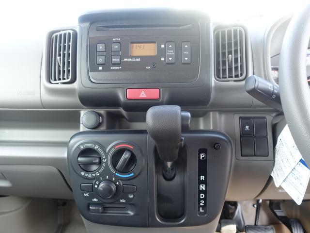 GXターボ/4AT/2WD/両側スライド/届出済未使用車(14枚目)