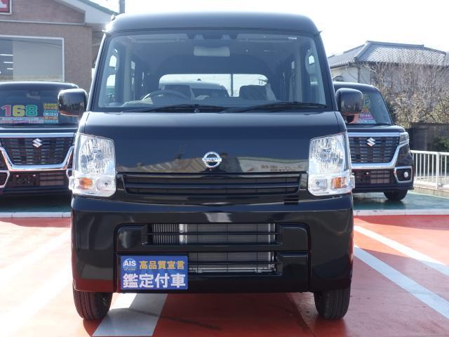 GXターボ/4AT/2WD/両側スライド/届出済未使用車(18枚目)