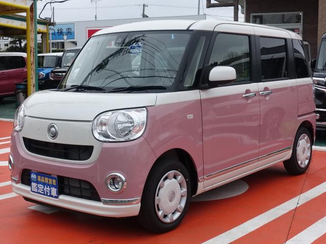 XメイクアップリミテッドSAIII/両側電動/届出済未使用車(3枚目)