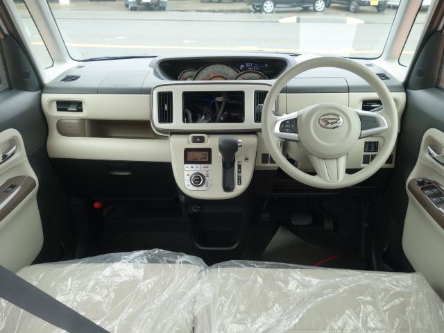 Gメイクアップリミテッド SAIII/LED/届出済未使用車(7枚目)
