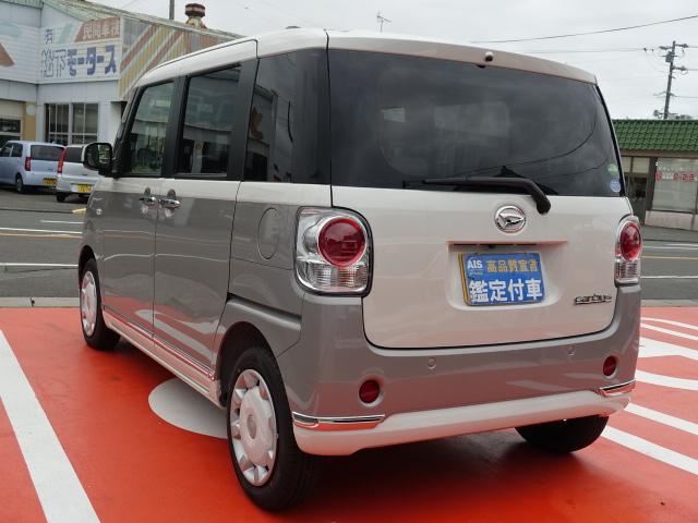 Gメイクアップリミテッド SAIII/LED/届出済未使用車(4枚目)
