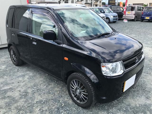 「三菱」「eKワゴン」「コンパクトカー」「静岡県」の中古車4