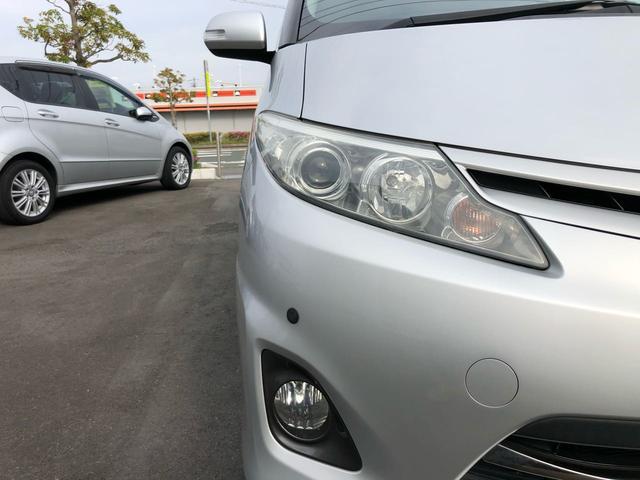 「トヨタ」「エスティマ」「ミニバン・ワンボックス」「静岡県」の中古車10