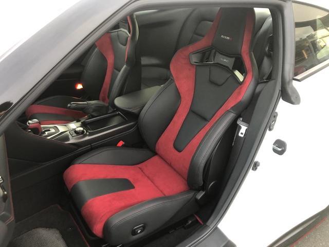 ニスモ ニスモ スポーツリセッティング  カーボンセラミックブレーキ RECARO製カーボンバケットシート BOSEサウンド プロテクションフィルム Bluetooth(25枚目)