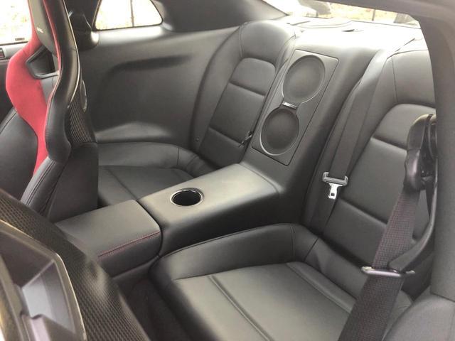 ニスモ ニスモ スポーツリセッティング  カーボンセラミックブレーキ RECARO製カーボンバケットシート BOSEサウンド プロテクションフィルム Bluetooth(27枚目)