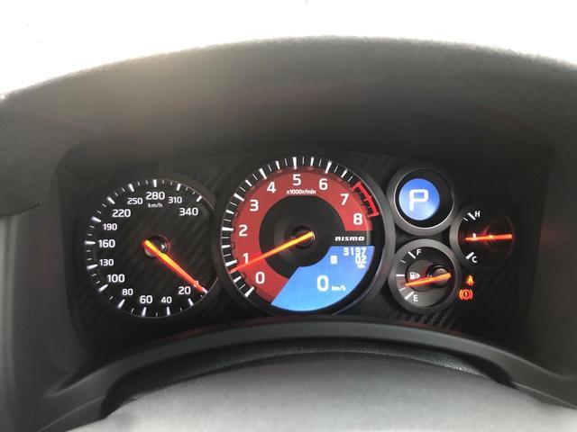 ニスモ ニスモ スポーツリセッティング  カーボンセラミックブレーキ RECARO製カーボンバケットシート BOSEサウンド プロテクションフィルム Bluetooth(31枚目)
