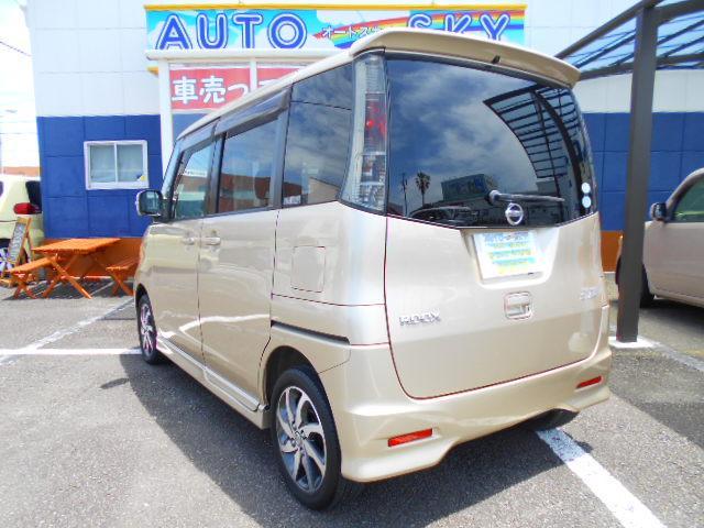 「日産」「ルークス」「コンパクトカー」「静岡県」の中古車8